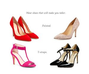 Shoes to look Tall
